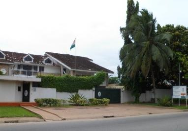 Embassy of India, Abidjan