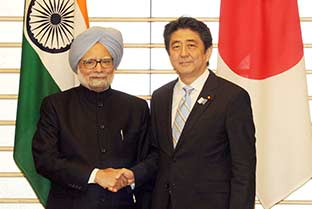 Visit of Prime Minister to Japan (May 27-29, 2013)