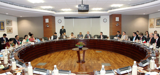 Joint Commission Meeting between India and Mexico takes place in New Delhi