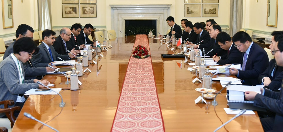 Foreign Secretary and Kong Xuanyou, Vice Foreign Minister of China hold consultations in New Delhi