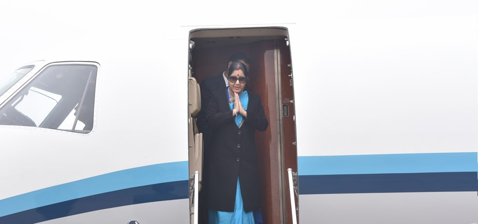 External Affairs Minister departs for three-nation visit to Bulgaria, Morocco and Spain