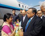 Visit of External Affairs Minister of India to Bangladesh (October 22-23, 2017)