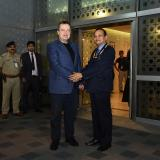 Visit of Minister of Foreign Affairs of the Republic of Serbia to India (May 01-04, 2018)