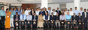 Passport Officers' Conference 2015, New Delhi