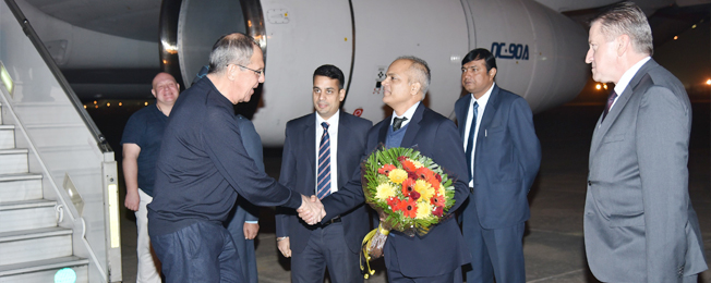 Visit of Minister of Foreign Affairs of the Russian Federation to India (December 10-11, 2017)
