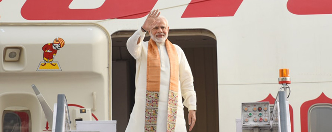 Visit of Prime Minister to China (April 26-28, 2018)