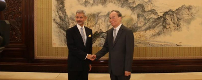 Visit of External Affairs Minister to China (August 11-13, 2019)