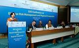 Secretary (East), addressing the EAS Conference on Disaster Risk Management and Regional Cooperation, New Delhi, 2 Nov. 2016
