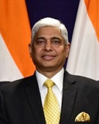 Vikas Swarup, Secretary (West)