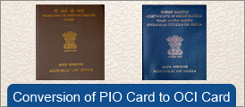 Important Information for all PIO Cardholders